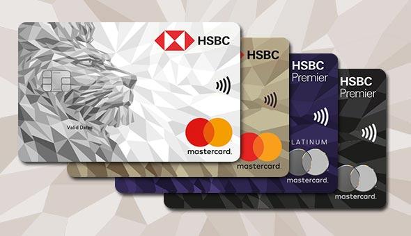 Tarjetas de Crédito Mastercard HSBC