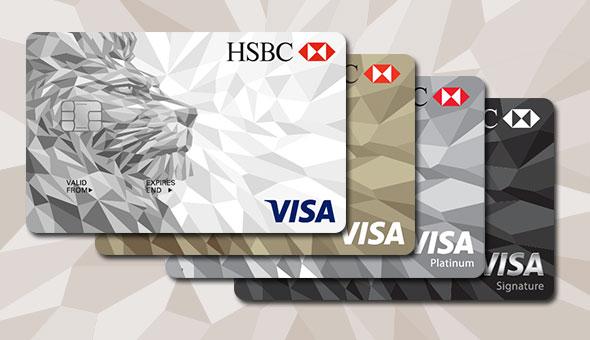 Tarjetas de Crédito Visa HSBC